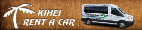 kihei rent a car maui logo
