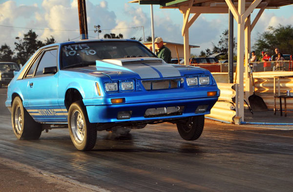 drag racing car rental maui